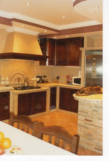 Pavimenti e rivestimenti in ceramica gres porcellanato - Rivestimenti cucina in muratura ...